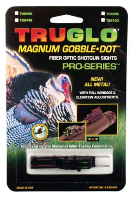 Truglo Magnum Gobble Dot Sights .375 Mossberg And Winchester