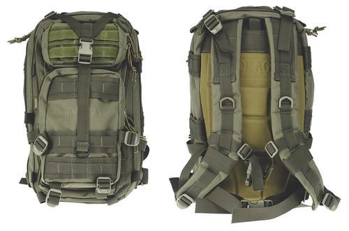 Drago Gear Tracker Backpack 600 Denier Polyester, Green