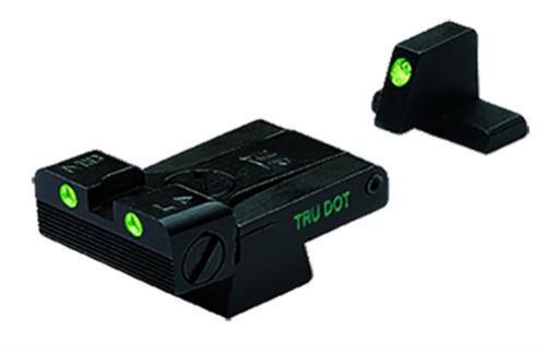 Meprolight Tru-Dot NS Adjustable Set HK USP Full Sz/Expert/Tact Tritium Grn