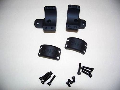 DNZ 2-Piece Med Base/Rings For Howa 30MM Style Matte Black