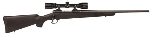 "Savage Model 111 DOA Hunter 6.5-284 Norma 22"" Barrel Synthetic Stock, Bushnell Riflescope"