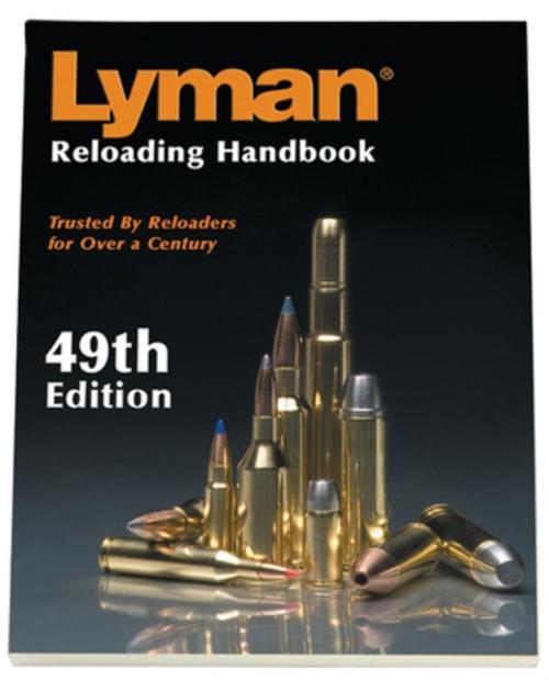 Lyman Reloading Handbook 49Th Edition Hard Cover