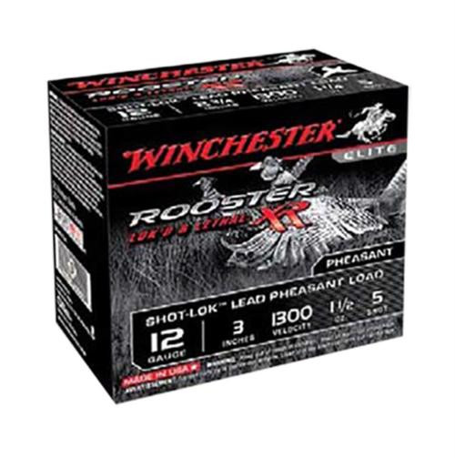 "Winchester Rooster XR Shot-Lok 12 Ga, 3"", 5 Shot, 15rd/Box"