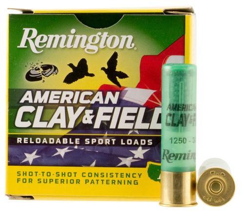 "Remington American Clay & Field Sport 28 Ga, 2.75"", 3/4 oz, 8 Shot, 25rd/Box"
