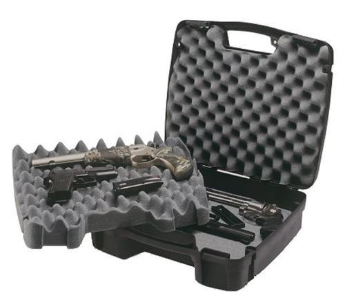 Plano Gun Guard SE Pistol/Accessory Case Plastic Ribbed