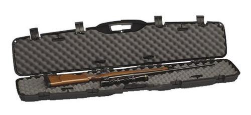 Plano Pro-Max PillarLock Single Scoped Rifle Case Plastic Contoured