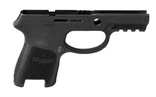 Sig Grip Module Assy 250 320 9/40/357 Subcompact Medium Railed Black