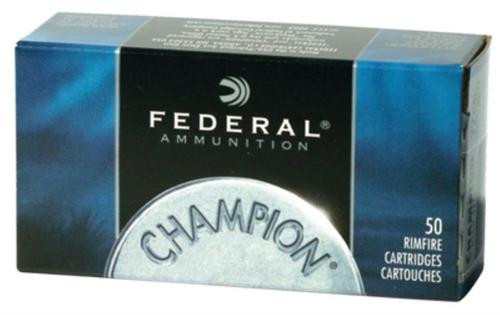 Federal Champion 22 Win Mag 40gr, Full Metal Jacket, 50rd Box, 60 Boxes/Case