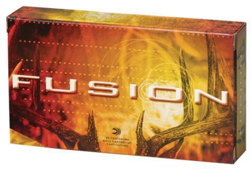 Federal 7.62x39 Soviet 123gr, Fusion 20rd Box