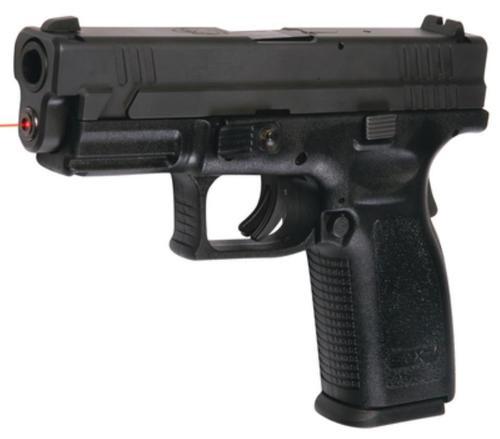 "LaserMax Guide Rod Red Laser XDM 9mm/40 3"" 635nm .75"" @ 25 Yds"