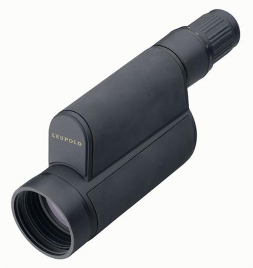 Leupold Mark 4 Tactical Spotting Scope 12-40x60mm TMR Reticle Waterproof Black