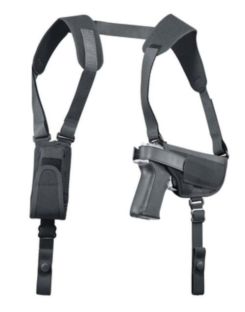 Uncle Mike's Pro-Pak Horizontal Shoulder Holster Size 16, 3.25-3.75