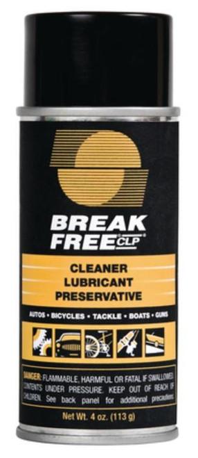 Break-Free 100 CLP Lubricant, 4 oz