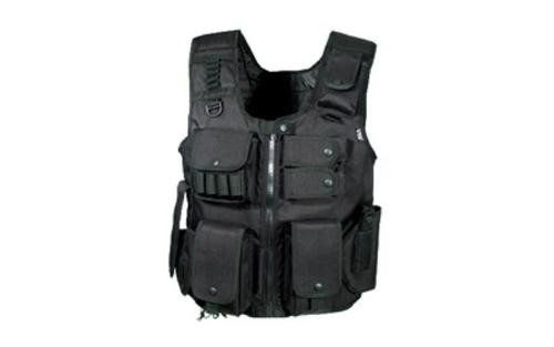 Leapers, Inc. - UTG Law Enforcement Tactical Swat Vest, Black