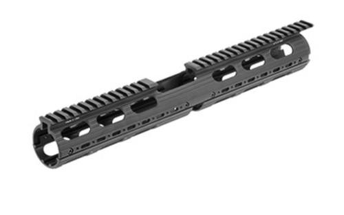 "Leapers, Inc. - UTG Handguard, Fits AR Rifles, 15"" Super Slim Drop-in, Black"