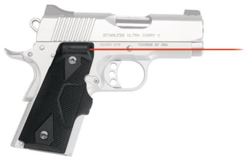 Crimson Trace Lasergrips 1911, Red, Compact
