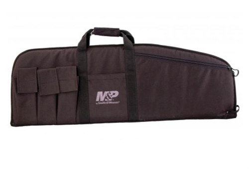 """Smith & Wesson M&P Duty Series Rifle Case, Small, 34"""", Black"""