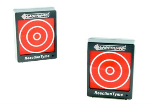 LaserLyte Interactive Target Reaction Tyme 2 Laser Targets