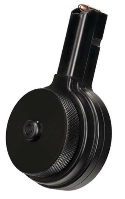 X Products Colt Pattern AR-15 9mm Drum Magazine 50rds