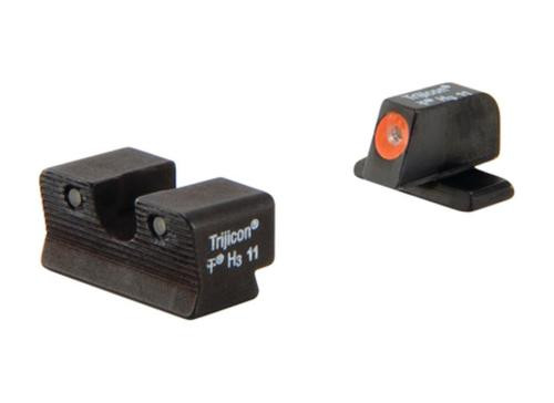 Trijicon Heavy Duty Night Sights Orange Front Outline P220 (with Dovetail) /P229/P240/P245/Pro 233/Pro 2340/Pro 245