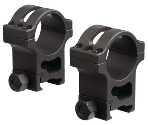 Trijicon AccuPoint Heavy Duty Rings Parkerized Finish 30Mm