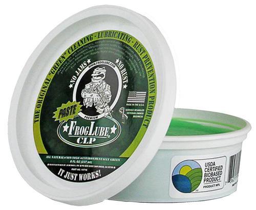 FrogLube CLP Paste Jar Cleaner/Lubricant 8 oz