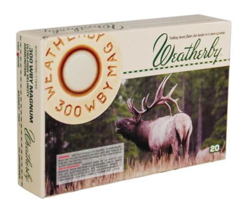 Weatherby .300 Weatherby Magnum 180 Grain Triple-Shock X Bullet