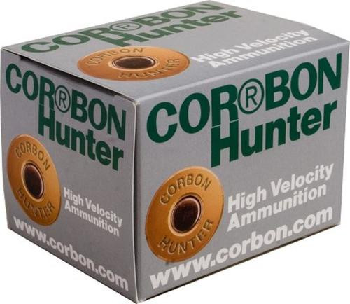 Cor-Bon Hunter .45-70 Government 350 Gr, Bonded Core, 20rd/Box, 15 Box/Case