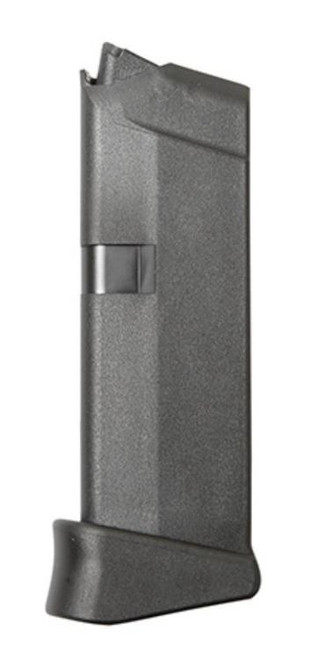 Glock G42 Magazine 380 ACP, Extended, 6rd
