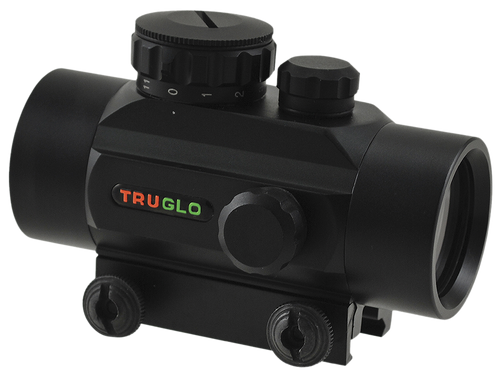 Truglo Red Dot Sight Non-Enhanced 1x30mm 5 MOA Reticle Matte Black