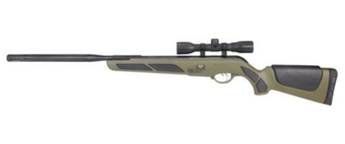 Gamo Bone Collector Air Rifle Break Barrel 22 4x32mm Scope Grn/Black