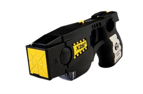 TASER® X26c Citizen Defense System Black