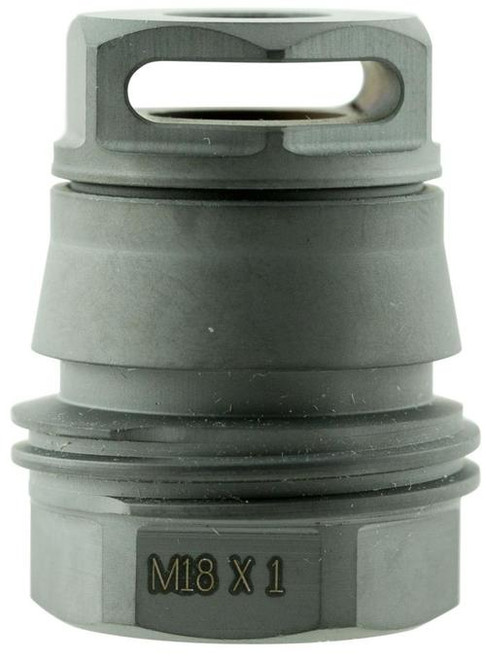 Sig Muzzle Brake Assembly .338 Taper-Lok M18x1 FOR SRD338-QD Silencers