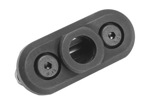 Samson Evolution Keymod Quick Detach Anodized Aluminum Swivel Black