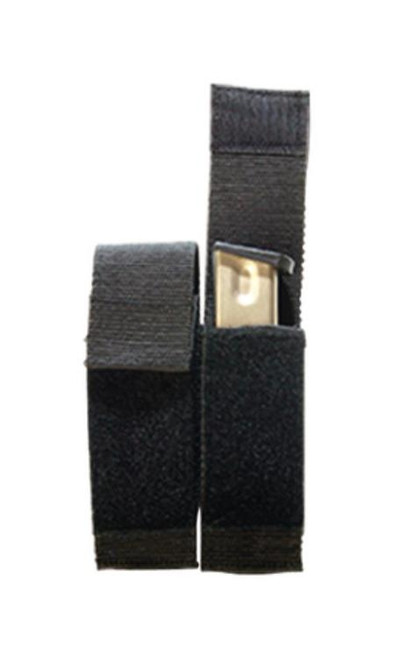 Bulldog Cases Double Magazine Holder With Belt Loops, Universa,l Black
