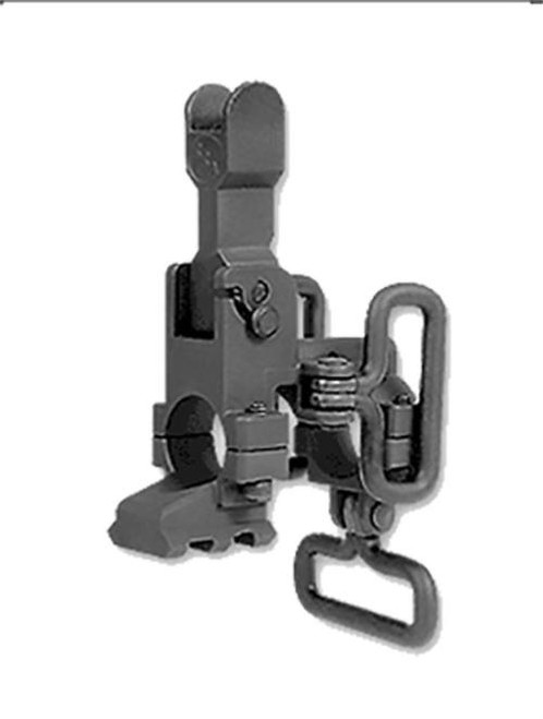 Rock River Arms Flip Front Sight Gas Block Assembly Black