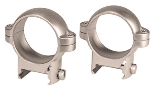 "Burris Optics Signature Zee Rings 1"" Medium Nickel"