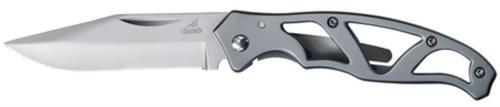 Gerber Paraframe Mini - Stainless, Fine Edge, Pocket Folding Knives