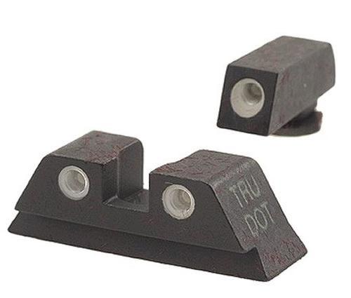 Meprolight Tru-Dot NS Fixed For Glock 17/19/22/23/31-35/37/38 Tritium Grn