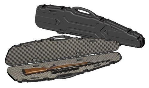 "Plano Pillared Single Rifle/Shotgun Case Plastic Contoured 53.63"" x 13"" x 3.75"""