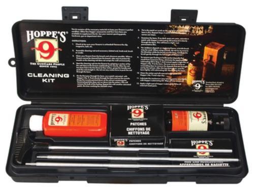 Hoppe's Cleaning Kit Rifle/Shotgun, All Calibers, Plastic Box