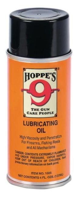Hoppe's No. 9 Lubricating Oil, Liquid, 4oz, Aerosol Can