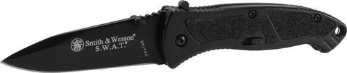 Smith & Wesson Knives Medium SWAT Black Plain