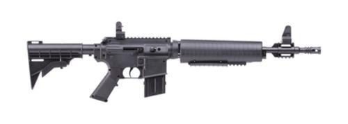 Crosman Air Guns Multi-Pump Repeater .177 Caliber BB/Pellet Adjustable Stock Black