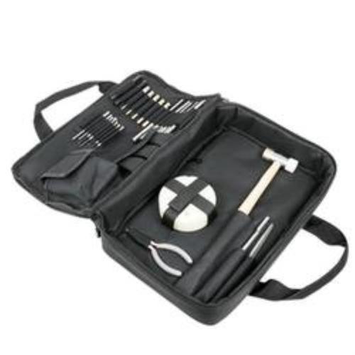 NcStar Essential Gunsmith Tool Kit, Nylon Carrying Case, Black