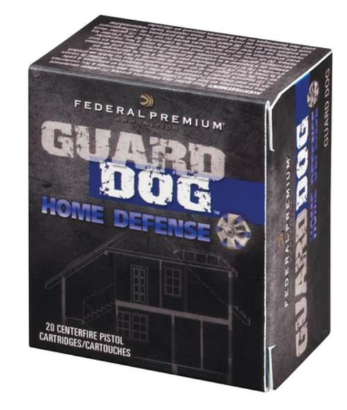 Federal Premium Guard Dog 9mm 105 Grain Guard Dog