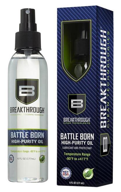 Breakthrough Clean Battle Born Oil 6 oz