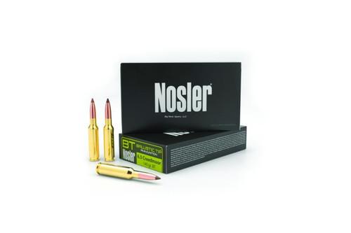 Nosler Ballistic Tip Hunting Ammo 6.5mm Creedmoor 140gr, Ballistic Tip 20rd Bax
