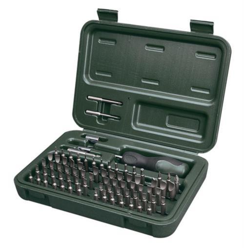 Weaver Gunsmith Tool Multi-Bit 77-Piece Kit