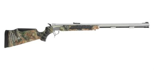 "Thompson Center Encore Endeavor .50 Caliber 28"", Stainless Steel Fluted Barrel, Realtree AP Camo Finish, FFL Required"